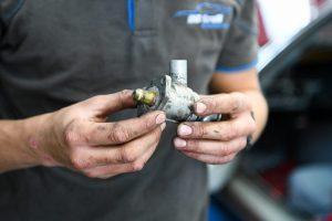 Instandsetzung in der DB Krull Autoservice GmbH