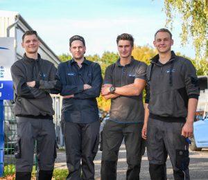 Ihr Team von DB Krull Autoservice